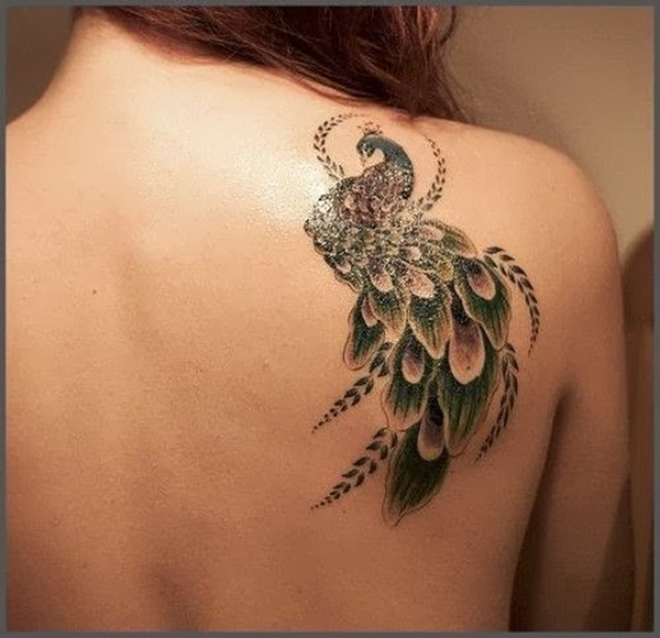 40 Back Tattoo Ideas for Girls 8