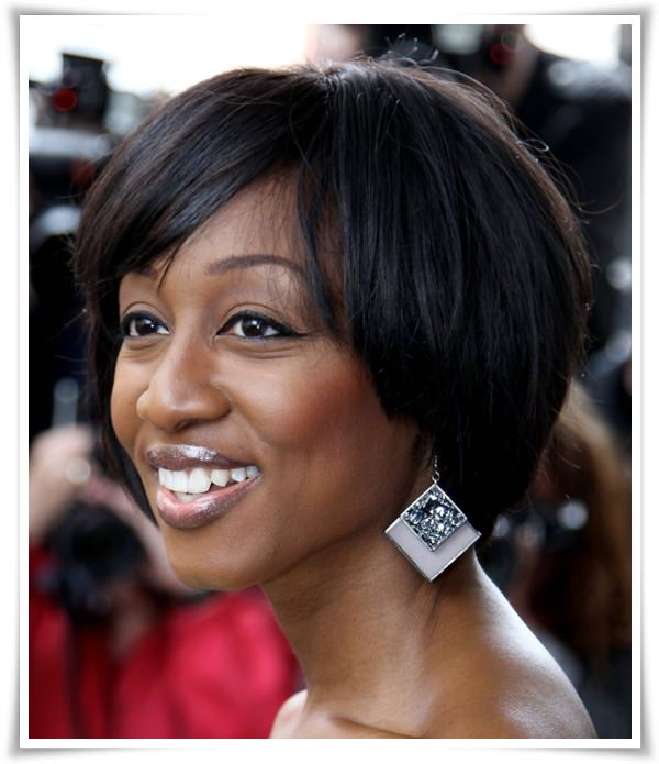 Short Hairstyles for Black Women 29