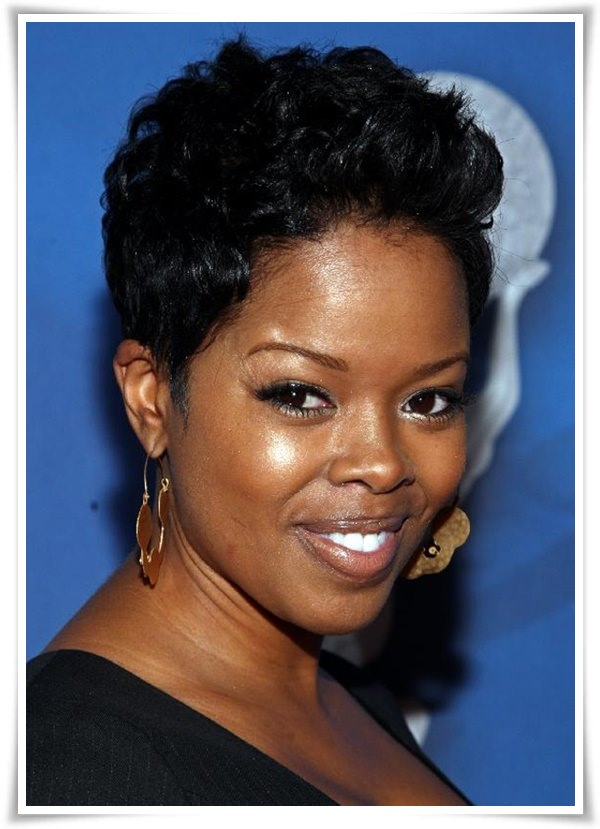 Short Hairstyles for Black Women 301