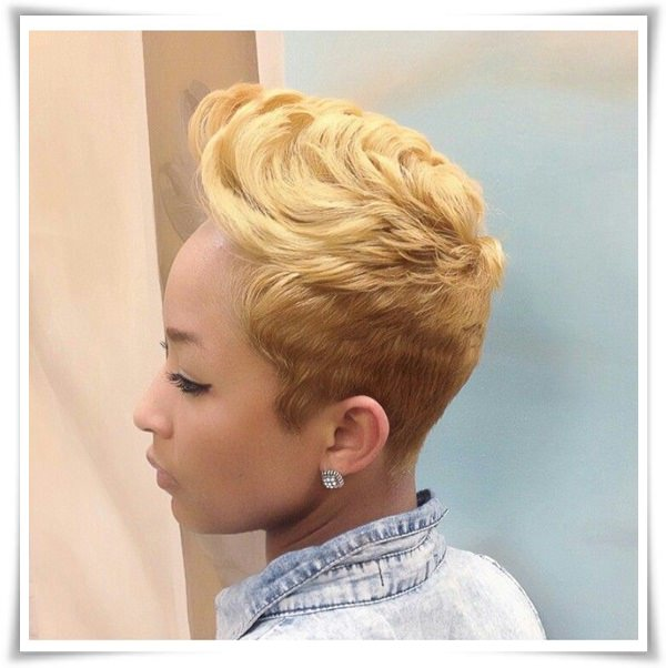 Short Hairstyles for Black Women 39