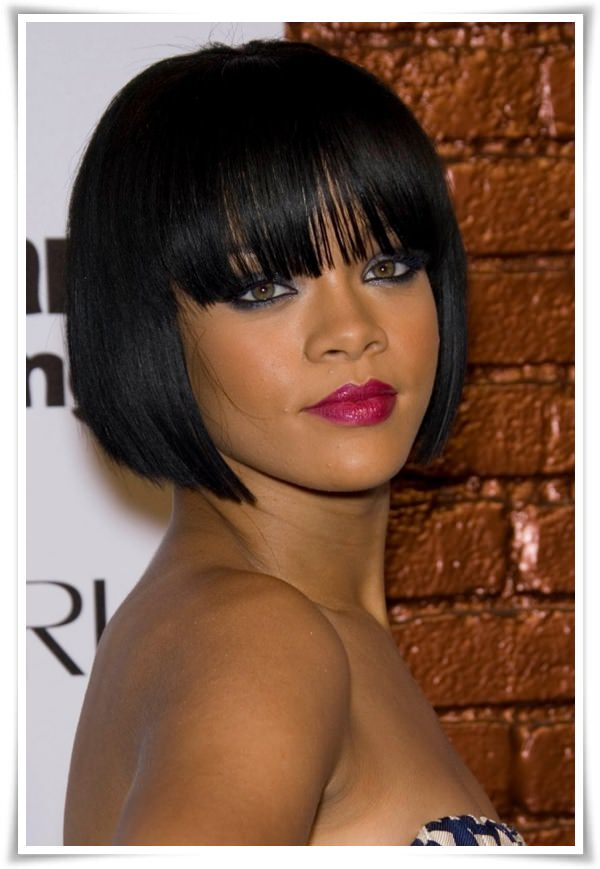Short Hairstyles for Black Women 57