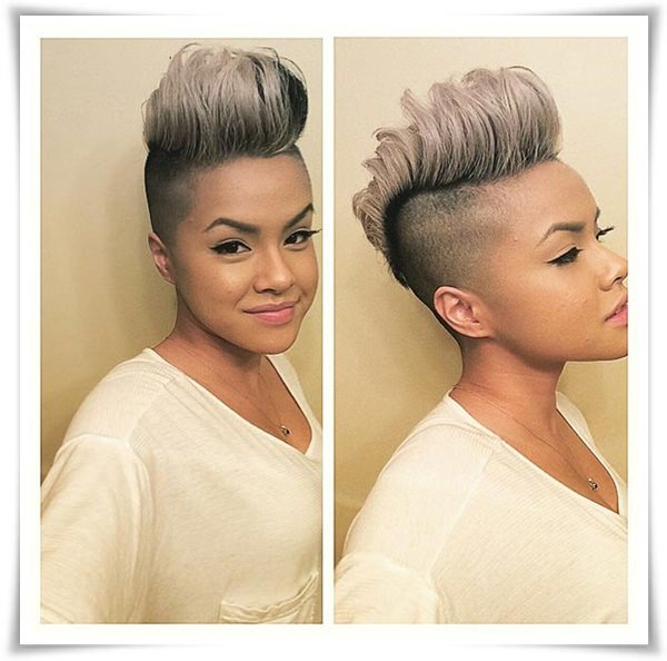 Short Hairstyles for Black Women 7