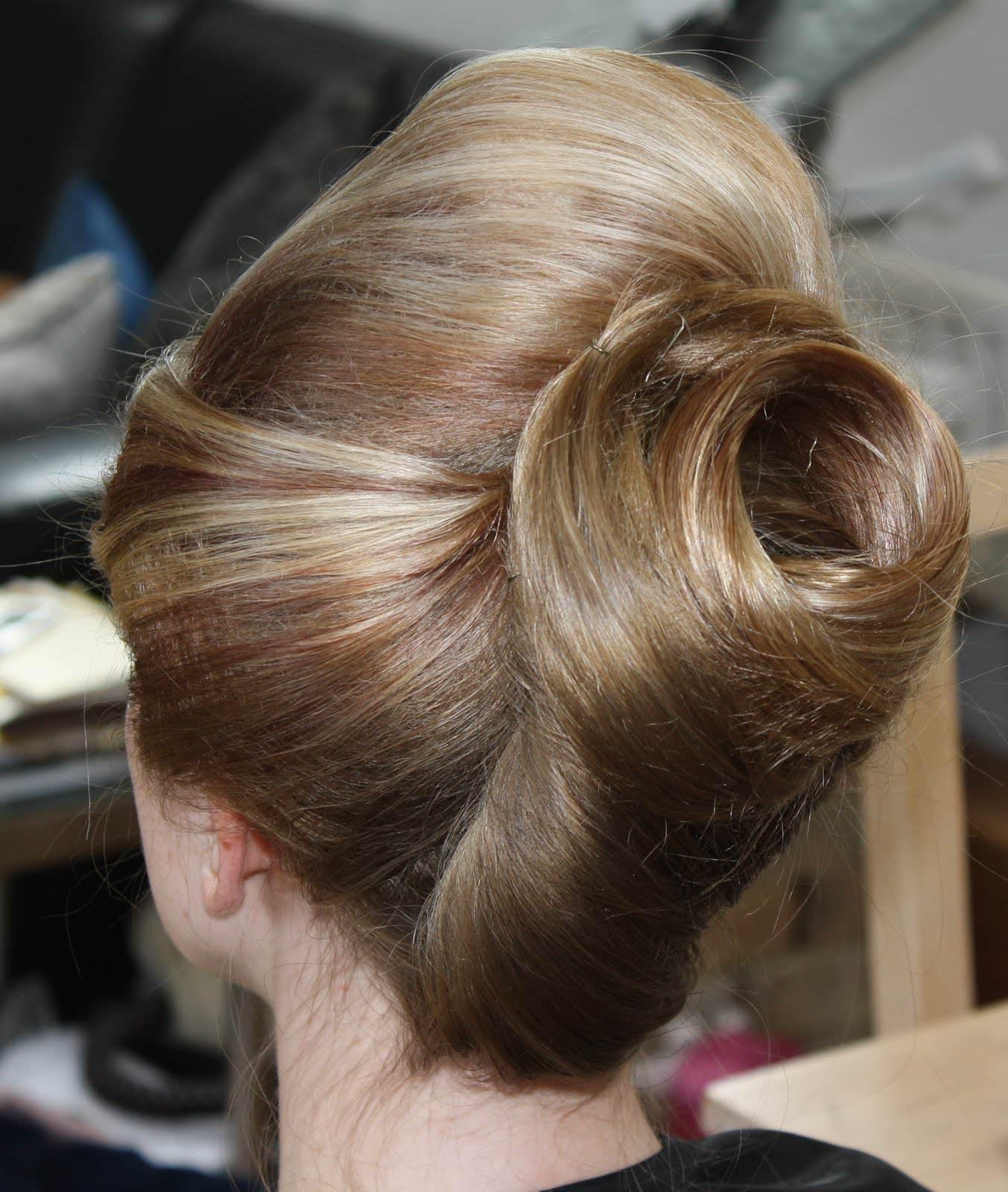bun hairs