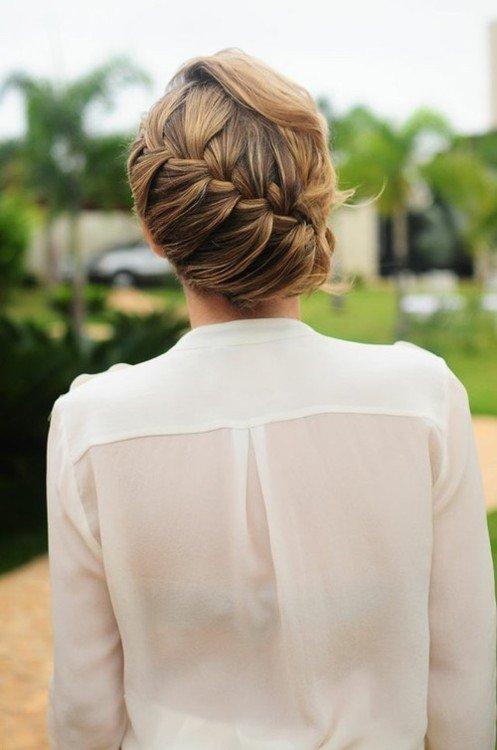 hair bun model