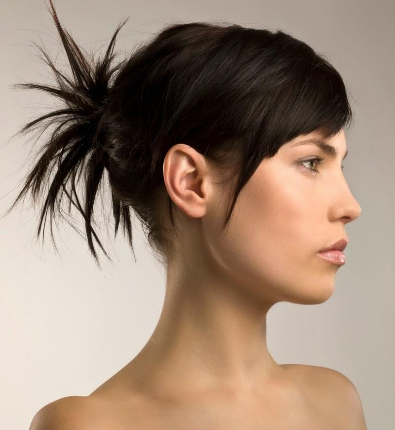 Fácil de hacer peinados - peinados Fáciles de hacer