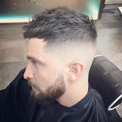 50 Viudas Pico De Peinados Para Hombres Largo Peinados - Cortar-pelo-hombre