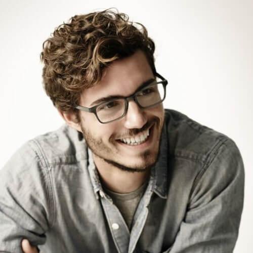 50 Flujo De Peinado Ideas Para Los Hombres » Largo Peinados