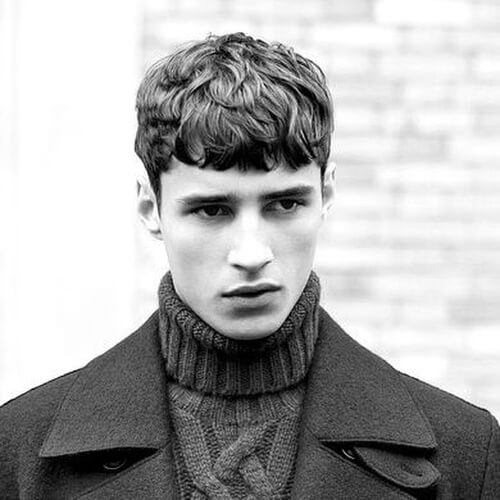Men S French Crop Haircut: French-Crop-Layered-Hairstyles » Largo Peinados
