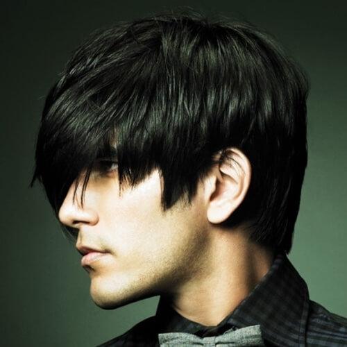 Capas Peinados Emo