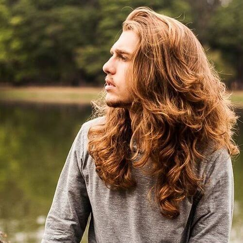 50 Capas De Cortes De Pelo Para Hombres » Largo Peinados