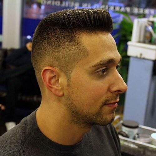 Modernos Peinados Flattop