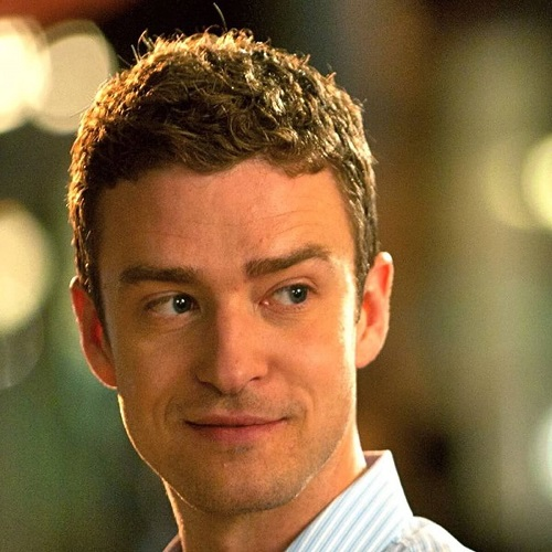 Textura De Justin Timberlake Peinados