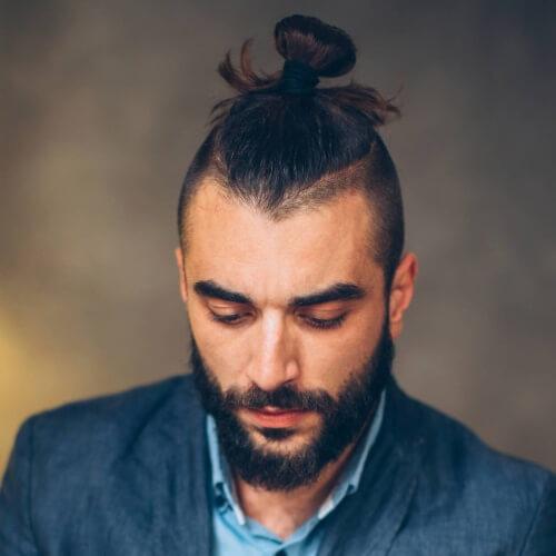 Nudo Superior Peinados