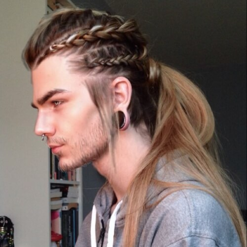 50 Punk Peinados Para Chicos Largo Peinados