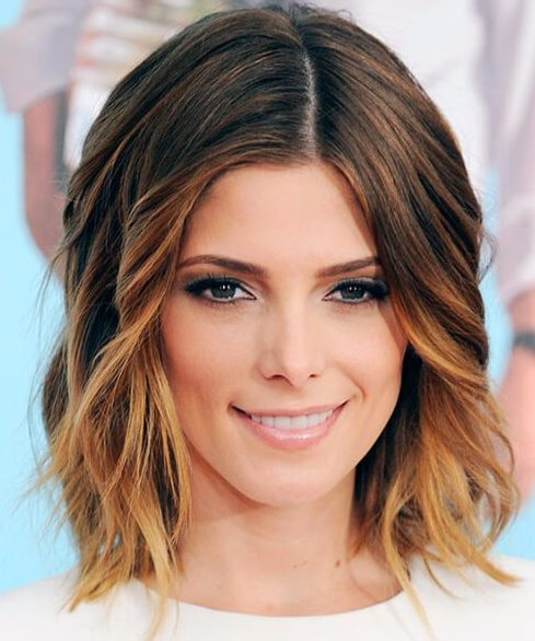 ashley greene pelo corto ombre
