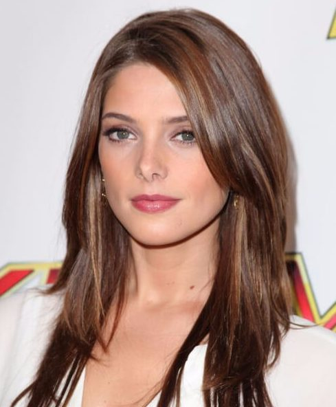 ashley greene lado flequillo
