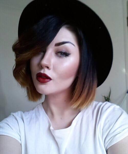 50 Grandes De Pelo Corto Ombre Opciones 187 Largo Peinados