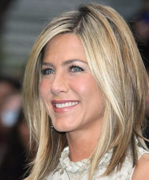 jennifer aniston long bob cortes de pelo