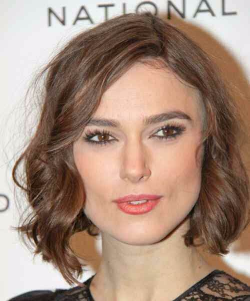 keira knightely bob asimétrico