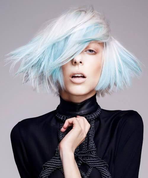 sea-foam-blue-short-hair-ombre
