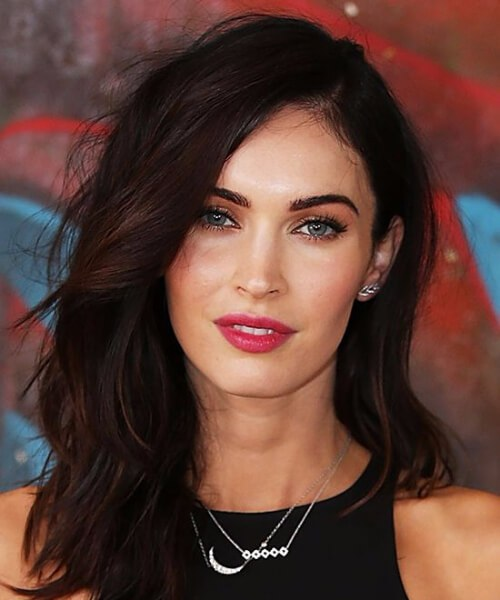megan fox long bob cortes de pelo