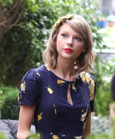 taylor swift long bob cortes de pelo
