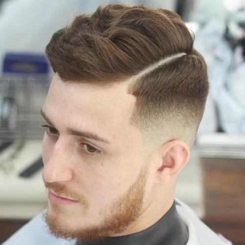 Home largo peinados - Peinados para hombres ...