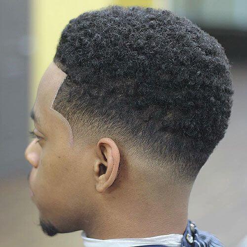Baja Afro Cono De Fade