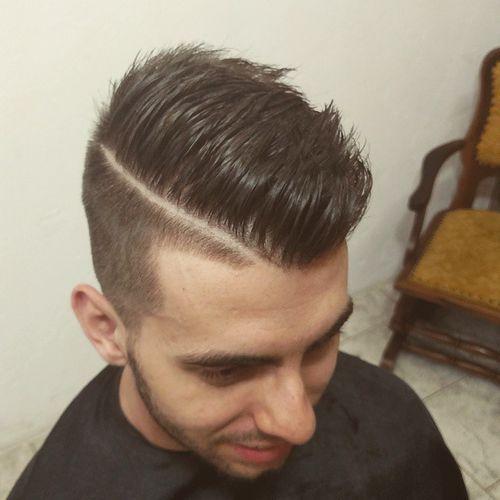 Parte Difícil Peinados