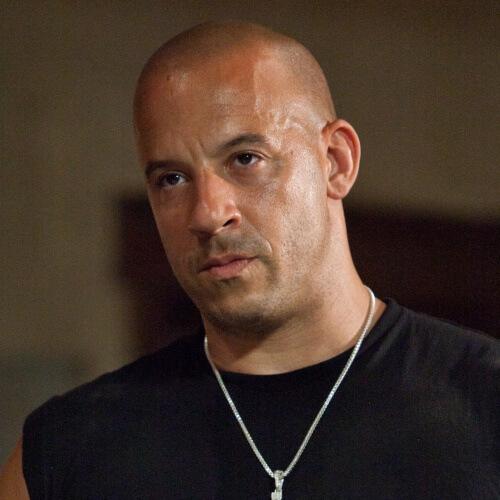 Vin Diesel Peinados para Hombres Calvos