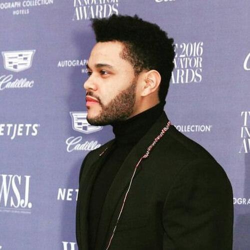 El Weeknd Nuevo Corte De Pelo