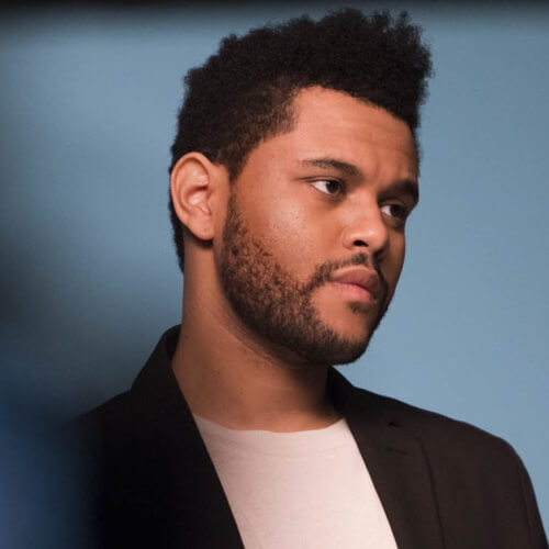 The-Weeknd-Hair-with-Faux-Hawk