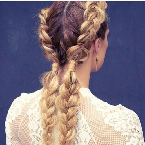 blonde-and-brown-braid-hairstyles-for-long-hair