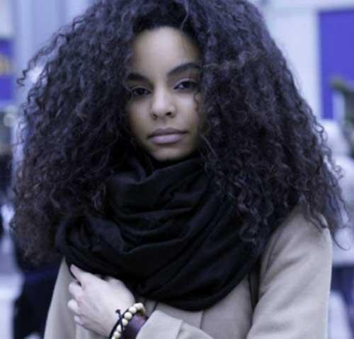 Peinados para niñas negras con cabello largo-10