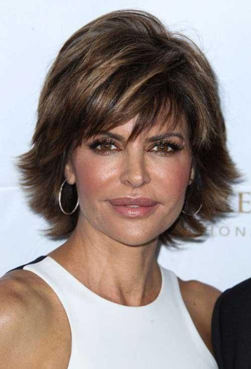 Lisa Rinna Haircuts-7