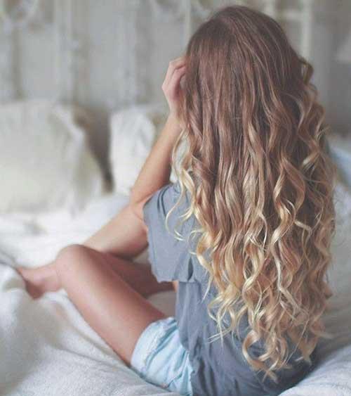 Largo cabello rubio oscuro-11