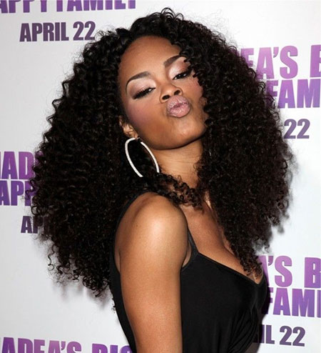Peinados Negro Mujeres