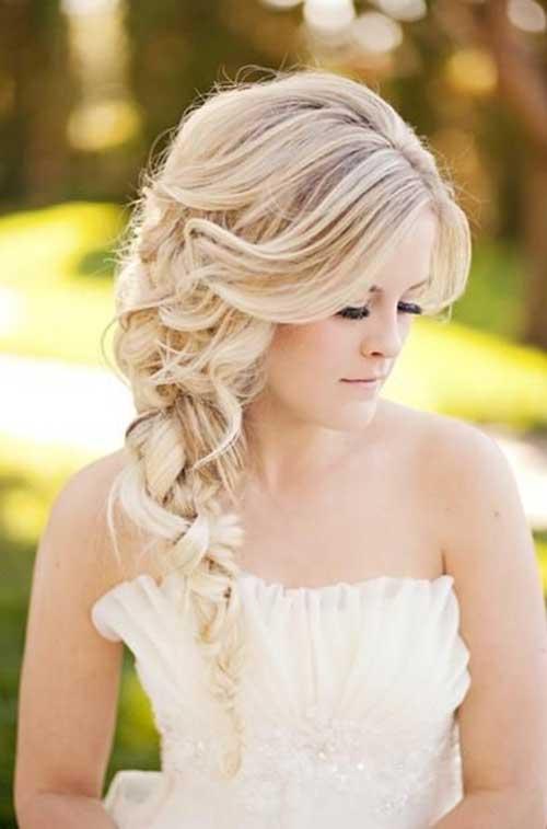 Peinados de boda Rapunzel