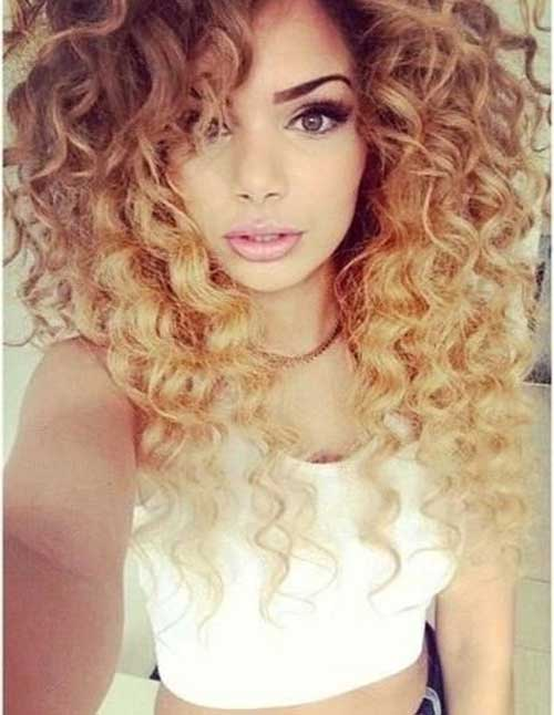 Estilos de cabello color Ombre
