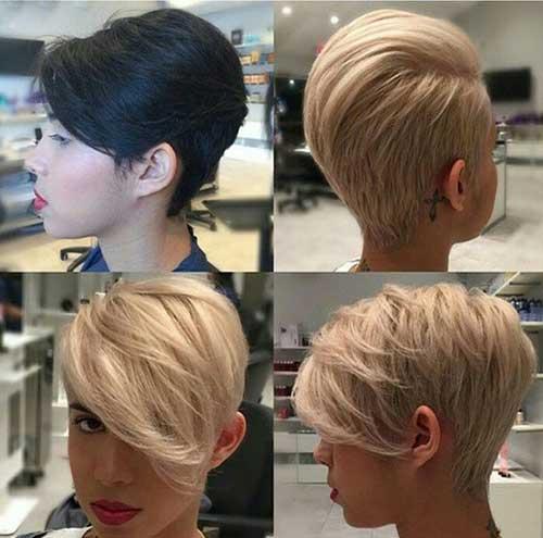 Orbit Pixie Hair Design