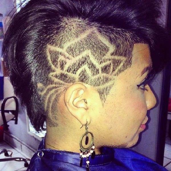 peinados afeitados para mujeres 23