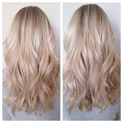 Peinados ondulados largos-17