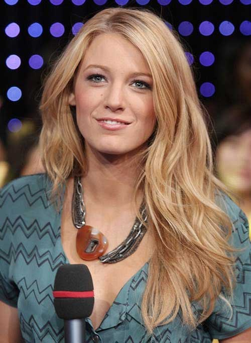 Blake Lively Hair Cutts
