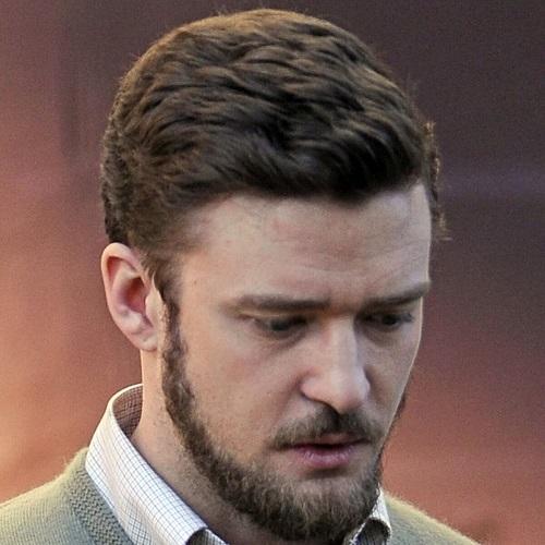 Tops con capas con barbas