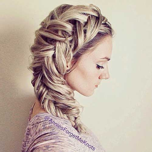 Peinados para niñas de pelo largo -10