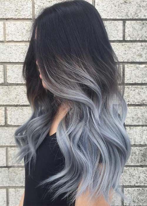 colorante tye cabello gris