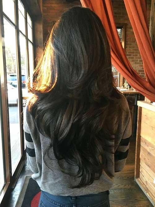 Los mejores cortes de pelo en forma de V