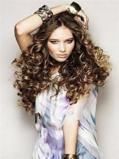 Cortezas de pelo largo y rizado-7