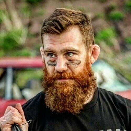 Estilos de Shaggy Beard