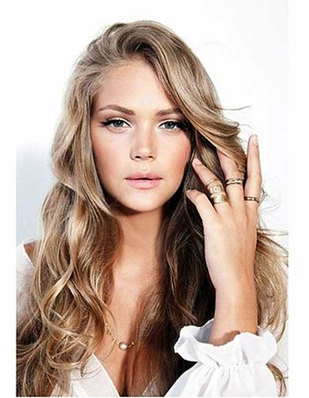 Love Her I Love, Brown Hair, Up, Ash, Nuevo